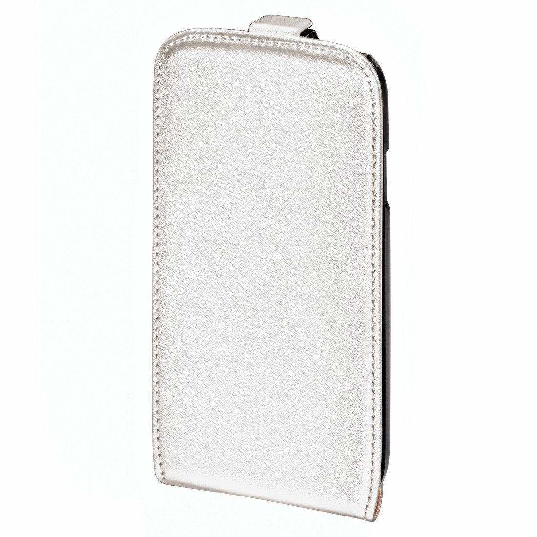 Hama Flap-Tasche Smart Case für Apple iPhone 5/5s/SE, Weiß